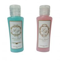 mini frasco de sabonete líquido para lembracninha